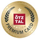 [Translate to Slowakisch:] Premium Card Oetztal