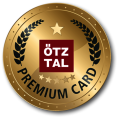 [Translate to Slowakisch:] Premium Card Ötztal